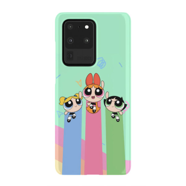 Powerpuff Girls Fly for Newest Samsung Galaxy S20 Ultra Case Cover