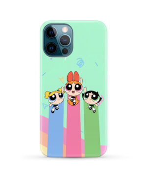Powerpuff Girls Fly for Nice iPhone 12 Pro Max Case Cover