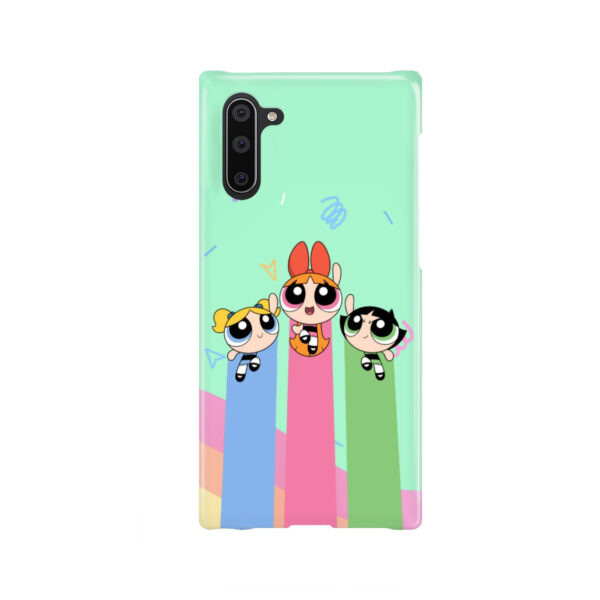 Powerpuff Girls Fly for Simple Samsung Galaxy Note 10 Case