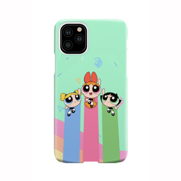 Powerpuff Girls Fly for Unique iPhone 11 Pro Case Cover