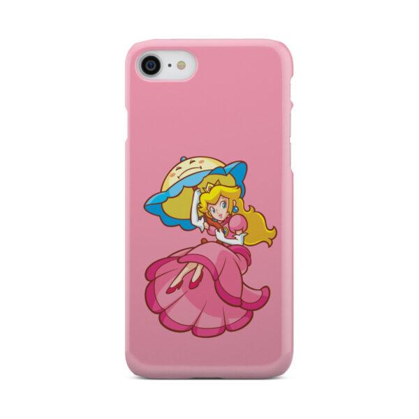 Princess Peach Super Mario for Amazing iPhone 8 Case Cover