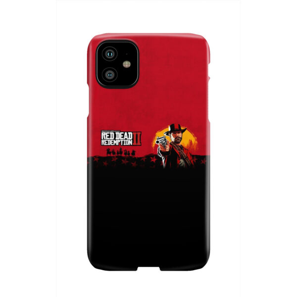 Red Dead Redemption for Beautiful iPhone 11 Case Cover