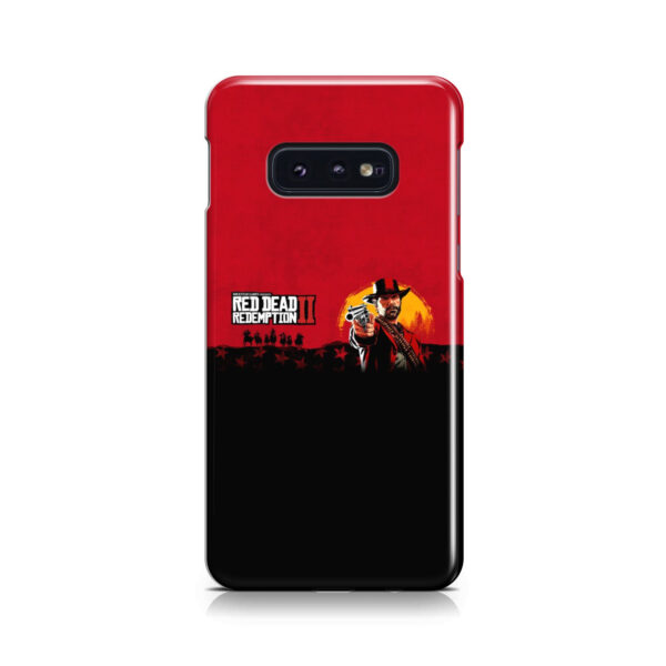 Red Dead Redemption for Beautiful Samsung Galaxy S10e Case Cover
