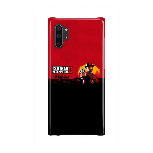 Red Dead Redemption for Best Samsung Galaxy Note 10 Plus Case Cover