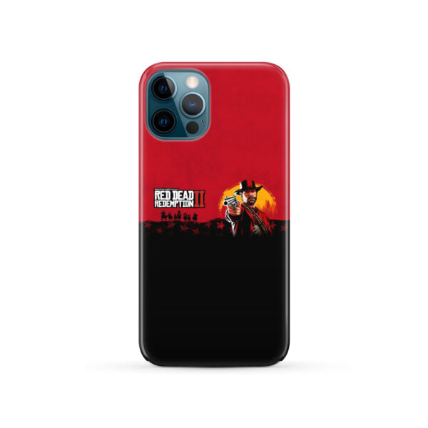 Red Dead Redemption for Custom iPhone 12 Pro Case Cover