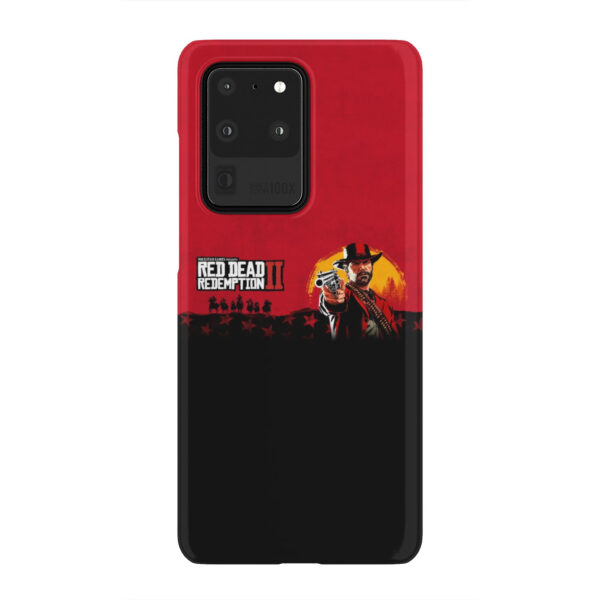 Red Dead Redemption for Cute Samsung Galaxy S20 Ultra Case
