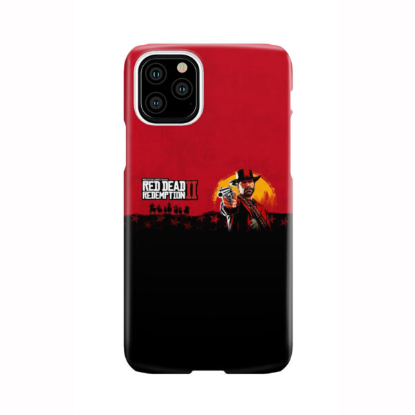 Red Dead Redemption for Newest iPhone 11 Pro Case Cover