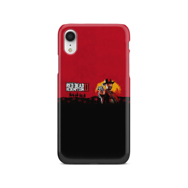 Red Dead Redemption for Nice iPhone XR Case