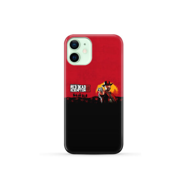 Red Dead Redemption for Personalised iPhone 12 Mini Case Cover