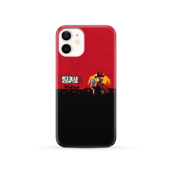 Red Dead Redemption for Premium iPhone 12 Case Cover