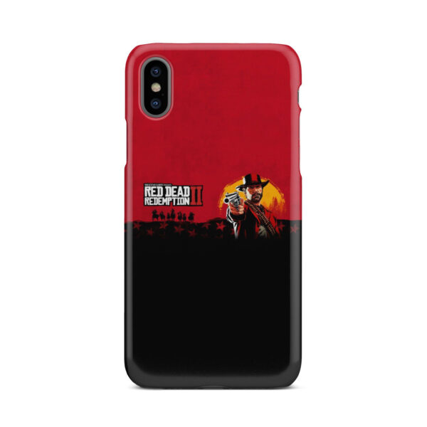 Red Dead Redemption for Premium iPhone X / XS Case Cover