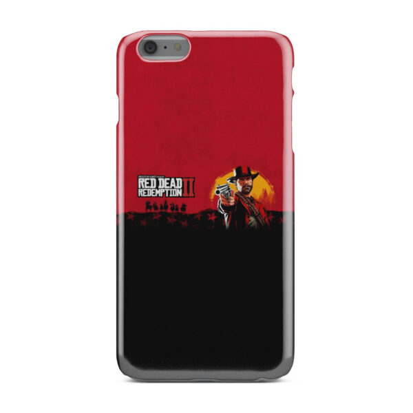 Red Dead Redemption for Simple iPhone 6 Plus Case