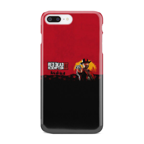 Red Dead Redemption for Simple iPhone 7 Plus Case