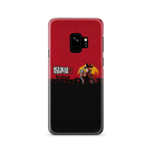 Red Dead Redemption for Simple Samsung Galaxy S9 Case