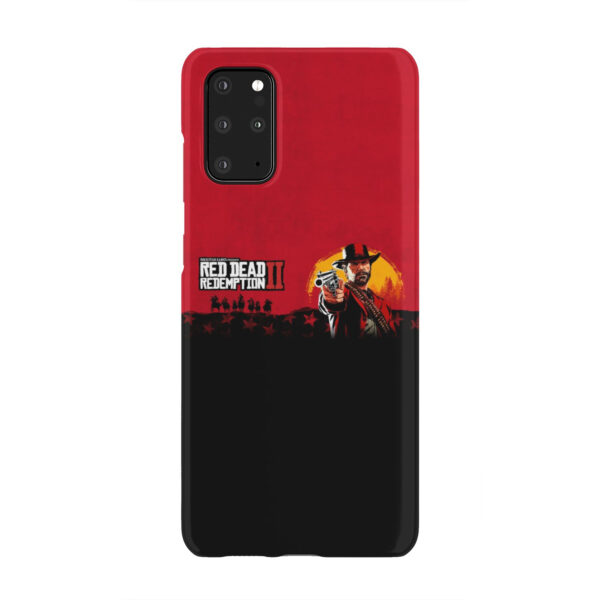 Red Dead Redemption for Stylish Samsung Galaxy S20 Plus Case Cover