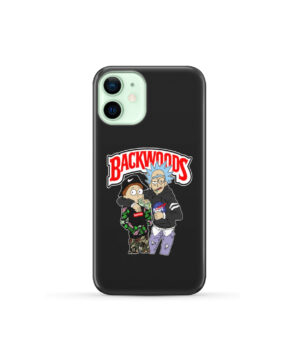 Rick and Morty Backwoods for Amazing iPhone 12 Mini Case Cover