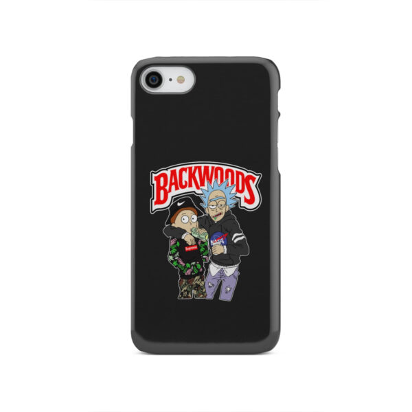 Rick and Morty Backwoods for Amazing iPhone SE 2020 Case