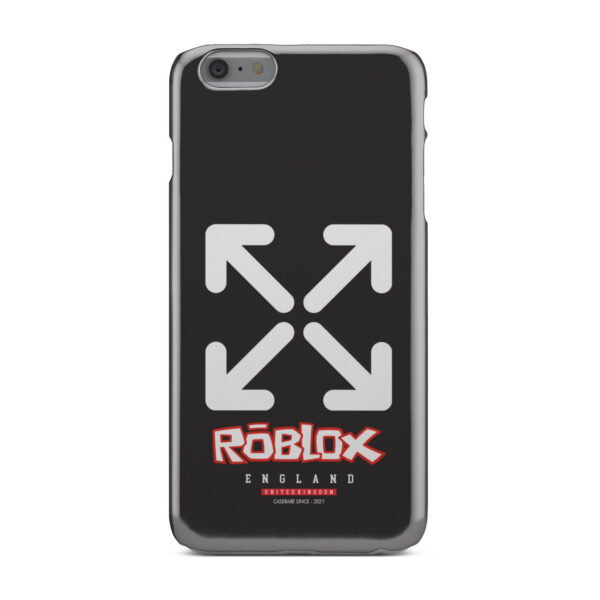 Roblox England for Best iPhone 6 Plus Case