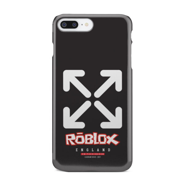 Roblox England for Simple iPhone 7 Plus Case Cover