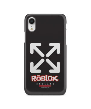 Roblox England for Trendy iPhone XR Case