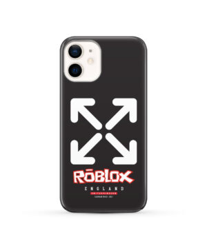 Roblox England for Unique iPhone 12 Case