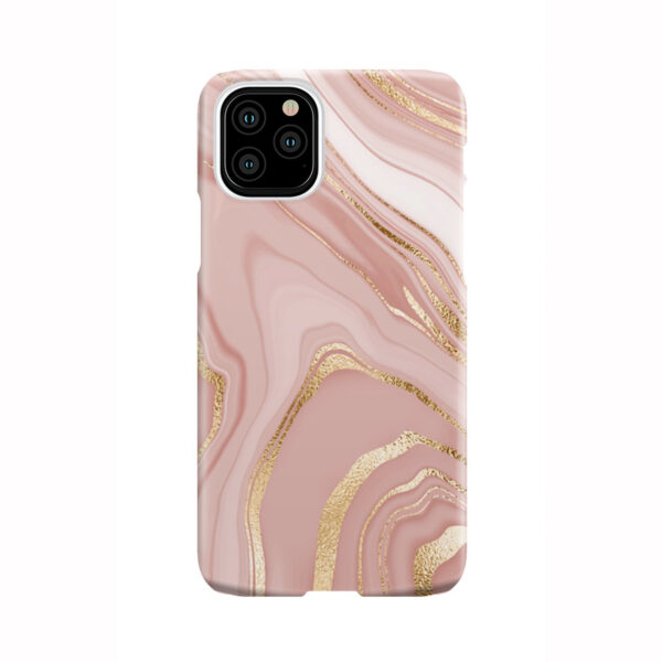 Rose Gold Marble for Beautiful iPhone 11 Pro Case