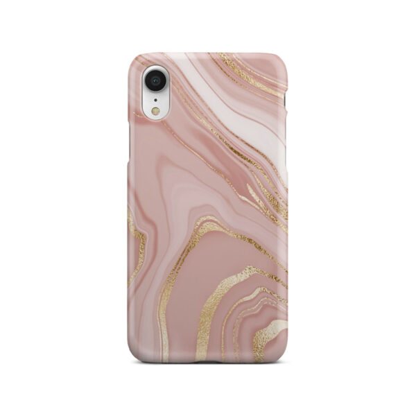 Rose Gold Marble for Newest iPhone XR Case Cover