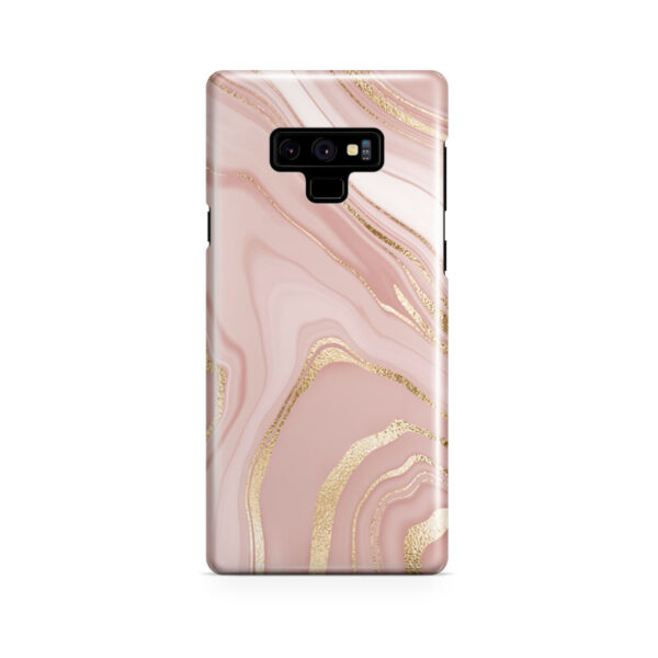 Rose Gold Marble for Nice Samsung Galaxy Note 9 Case