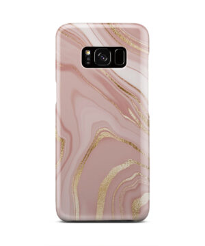Rose Gold Marble for Nice Samsung Galaxy S8 Case
