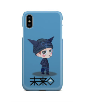 Ryoma Hoshi Danganronpa for Customized iPhone XS Max Case
