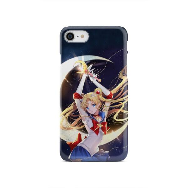 Sailor Moon Usagi for Cute iPhone SE 2020 Case