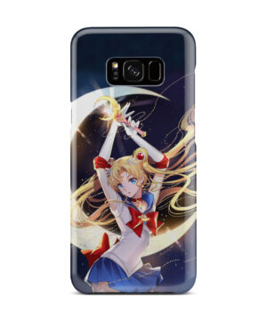 Sailor Moon Usagi for Cute Samsung Galaxy S8 Plus Case