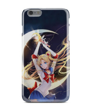 Sailor Moon Usagi for Newest iPhone 6 Plus Case