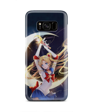 Sailor Moon Usagi for Personalised Samsung Galaxy S8 Case Cover