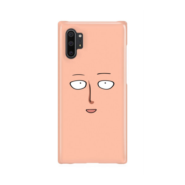 Saitama One Punch Man Face for Newest Samsung Galaxy Note 10 Plus Case