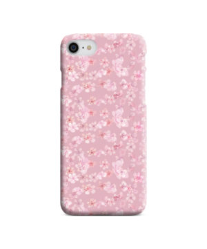 Sakura Watercolour Flower for Cool iPhone 7 Case