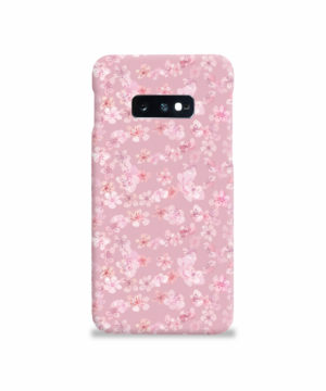 Sakura Watercolour Flower for Cute Samsung Galaxy S10e Case