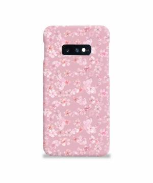 Sakura Watercolour Flower for Cute Samsung Galaxy S10e Case