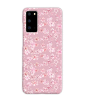 Sakura Watercolour Flower for Nice Samsung Galaxy S20 Case