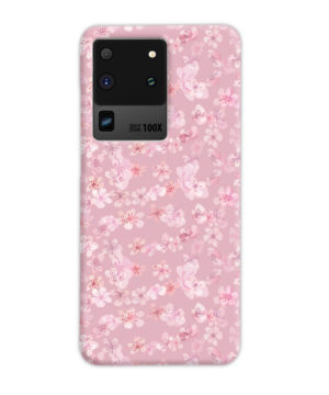 Sakura Watercolour Flower for Premium Samsung Galaxy S20 Ultra Case