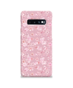 Sakura Watercolour Flower for Stylish Samsung Galaxy S10 Case Cover