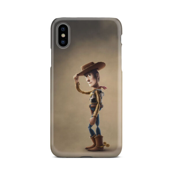 Sheriff Woody Toy Story for Beautiful iPhone X / XS Case Cover