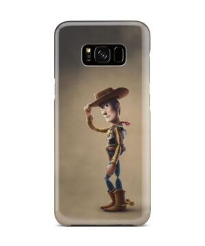 Sheriff Woody Toy Story for Best Samsung Galaxy S8 Plus Case