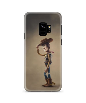 Sheriff Woody Toy Story for Best Samsung Galaxy S9 Case Cover