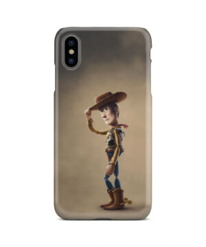 Sheriff Woody Toy Story for Custom iPhone XS Max Case Cover