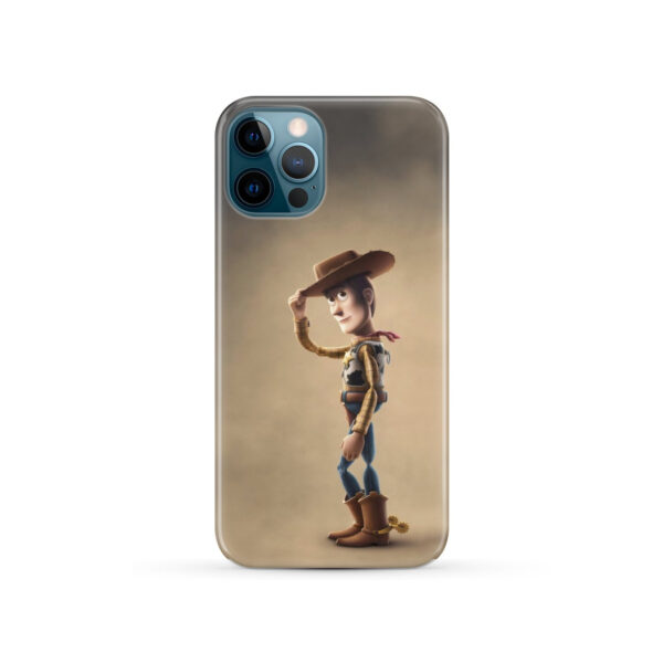 Sheriff Woody Toy Story for Personalised iPhone 12 Pro Case
