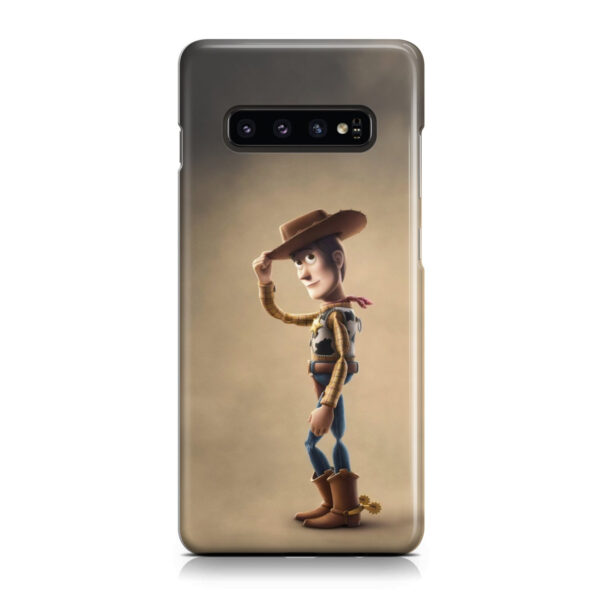 Sheriff Woody Toy Story for Stylish Samsung Galaxy S10 Plus Case Cover