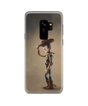 Sheriff Woody Toy Story for Stylish Samsung Galaxy S9 Plus Case Cover