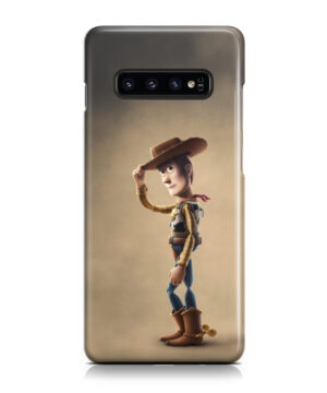 Sheriff Woody Toy Story for Unique Samsung Galaxy S10 Case
