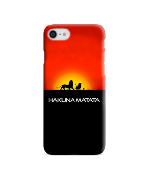 Simba Hakuna Matata for Best iPhone SE (2020) Case